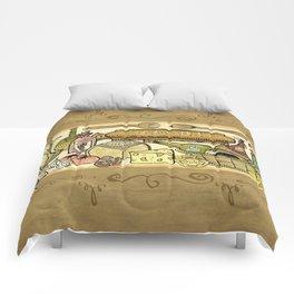The Joy Of Cooking Comforters