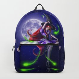 Witchy Grell Backpack