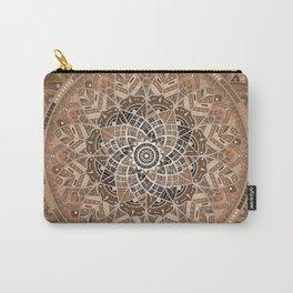 Terra Mandala Carry-All Pouch