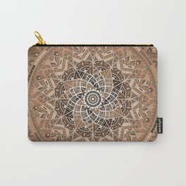 Terra Mandala Carry-All Pouch