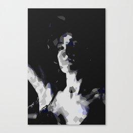 Selfdestruction Canvas Print