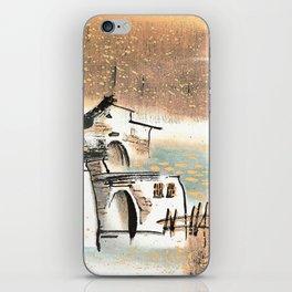 Wild Vilage iPhone Skin
