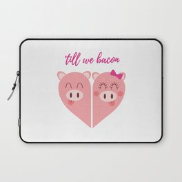 Love Pigs Laptop Sleeve