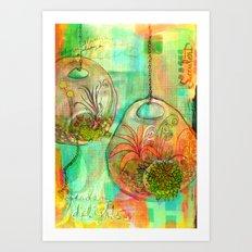 Garden Delights Art Print