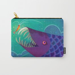 CHIKA CHIKA Carry-All Pouch