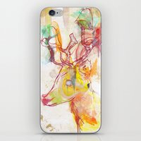archan nair iPhone & iPod Skins featuring Maritza by Archan Nair