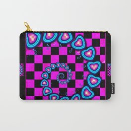 Hearts for Peggy Sue Carry-All Pouch