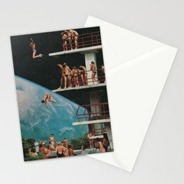 High Dive Stationery Cards