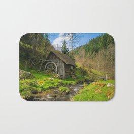 Black Forest Mill Bath Mat