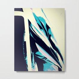 ER Abstract Metal Print