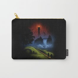 Over The Hill - The Lord Of The Rings Carry-All Pouch