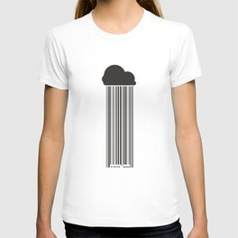 Barcode Rain T-shirt