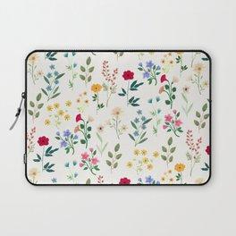Spring Botanicals Laptop Sleeve