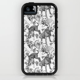 Fetching Florals iPhone Case
