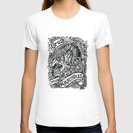 Gruss Vom Krampus T-shirt