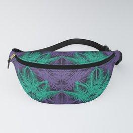 UV Jungle #society6 #ultraviolet #pattern Fanny Pack