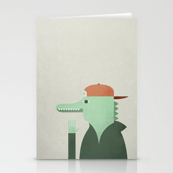 Later Gator Stationery Cards
