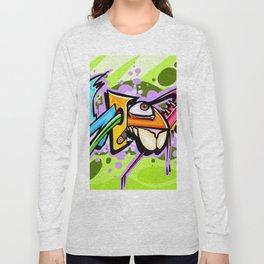 Step Bucktooth Long Sleeve T-shirt
