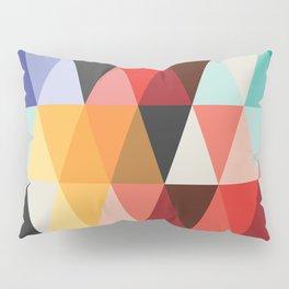Mid-Century Modern Color Story Pillow Sham