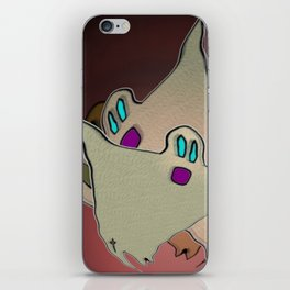 Witching hour 4 iPhone Skin