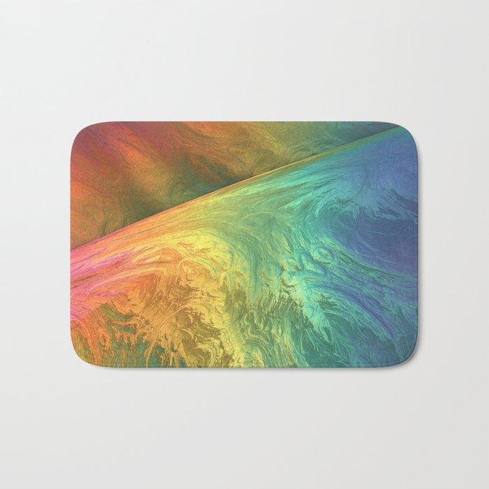 Color Storm Bath Mat