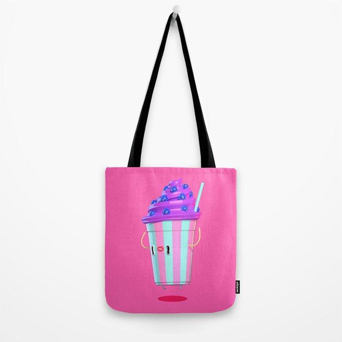 Milkshake III Tote Bag