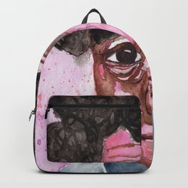Face with no hope Backpack