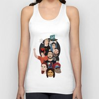 inside gaming Tank Tops featuring Inside Gaming by Kaguesna