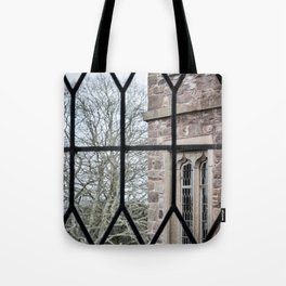 Windows Follow Trees Tote Bag