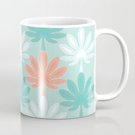 Tropical garden Coffee Mug