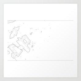 Detail 04 Art Print