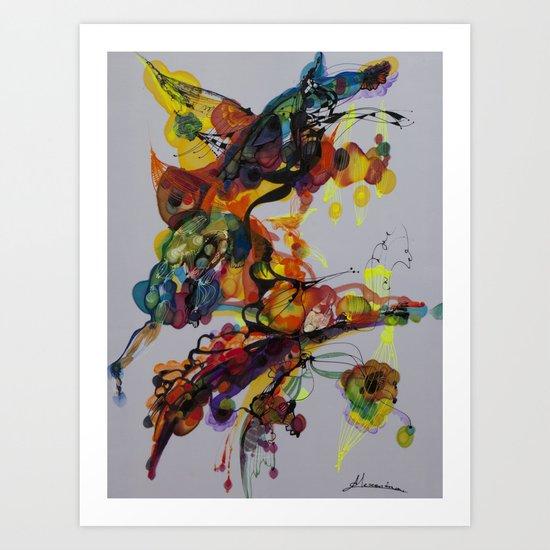 Fantasy 1 Art Print