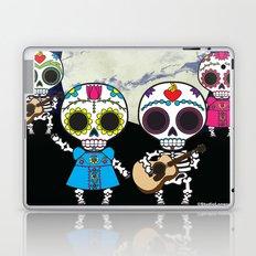 Muertos Party Laptop & iPad Skin