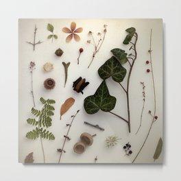 Botanical Party 004 Metal Print