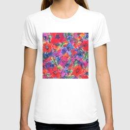 Spring Tulip Garden T-shirt