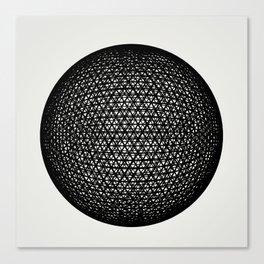 Sphere 1 Canvas Print