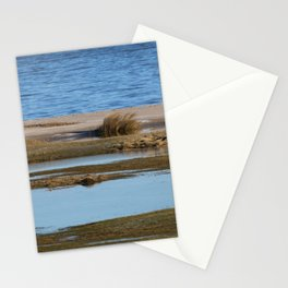 At the beach 5 Stationery Cards