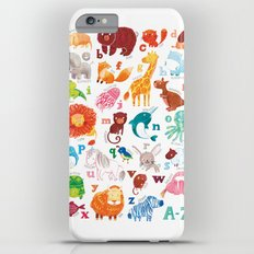 Animalphabet iPhone 6 Plus Slim Case