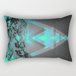 Neither Real Nor Imaginary II Rectangular Pillow