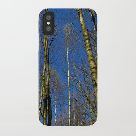 The Still forest iPhone Case
