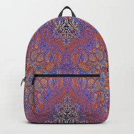 Mehndi Ethnic Style G350 Backpack