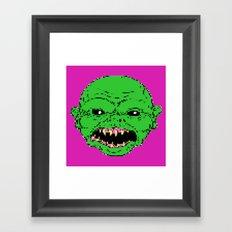 16 bit ghoulie Framed Art Print