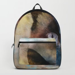Thru The Looking Glass Backpack