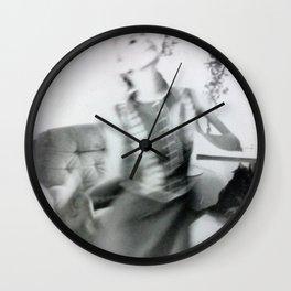 The Dancer Wall Clock