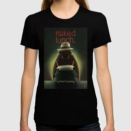 Naked Lunch Poster T-shirt