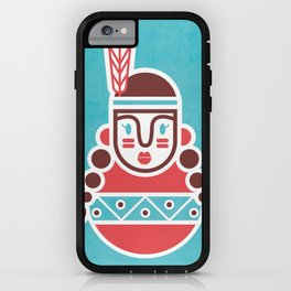 Squaw iPhone Case