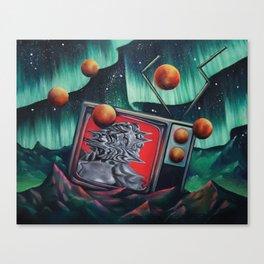 Locoon's Nightmare Canvas Print