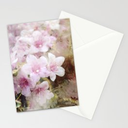 Floral Pink Stationery Cards