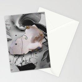 Broken Mask Stationery Cards