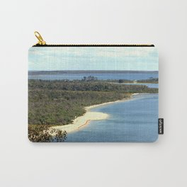 Islands in the Sun Carry-All Pouch